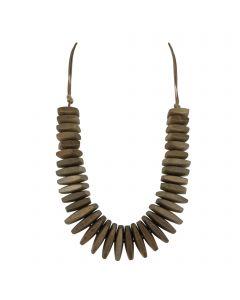 Adi Necklace Grey