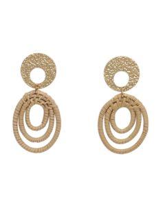 Allure Earrings Gold