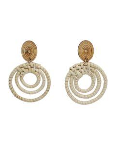 Allure Earrings Natural