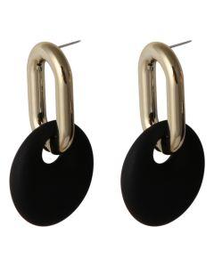 Alisha Earrings Circle