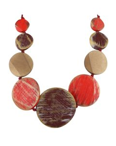 Anita Necklace Red