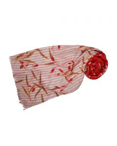 Anouk Scarf Red