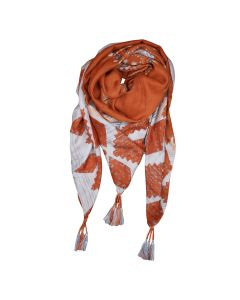 Karajini Scarf Orange